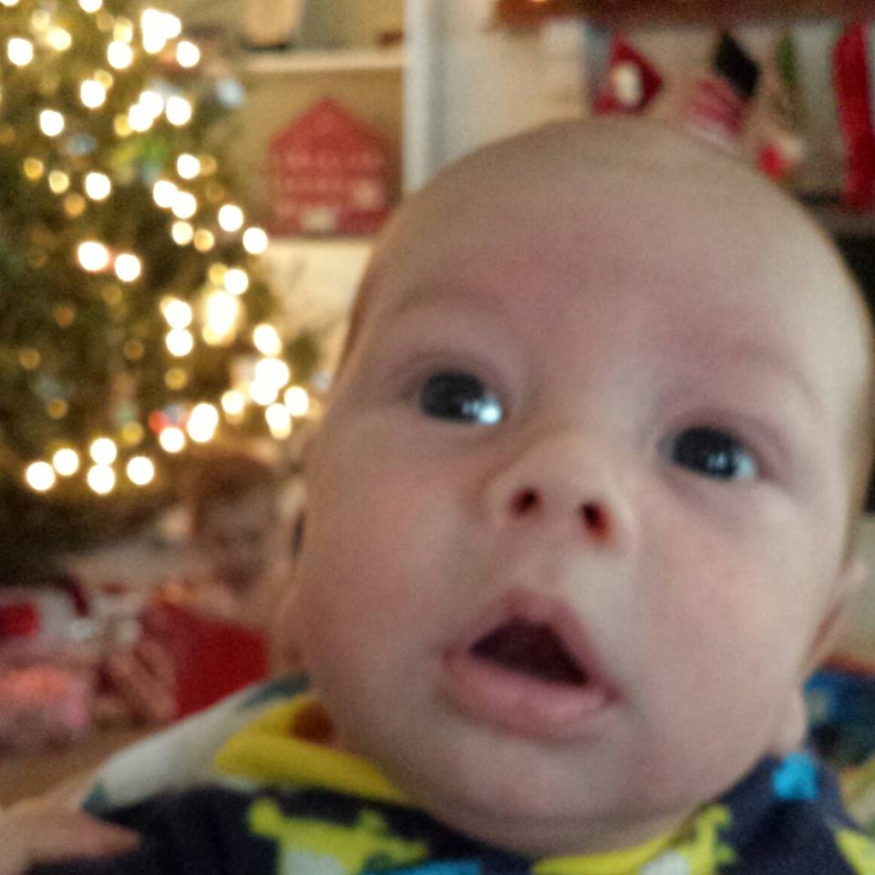 Townsend 1st Christmas